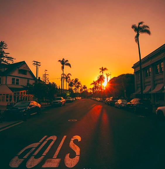 Лос-Анджелес -1