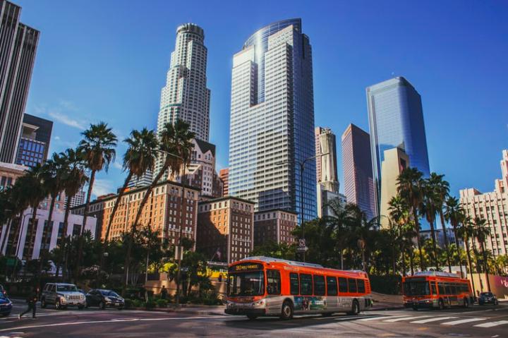 Лос-Анджелес -4