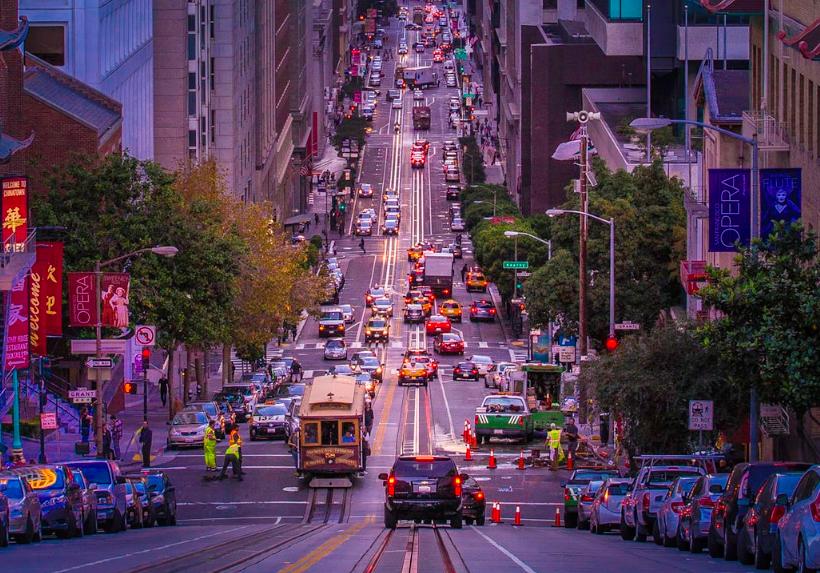 Сан-Франциско - тур по Пасифик Хайвей 2