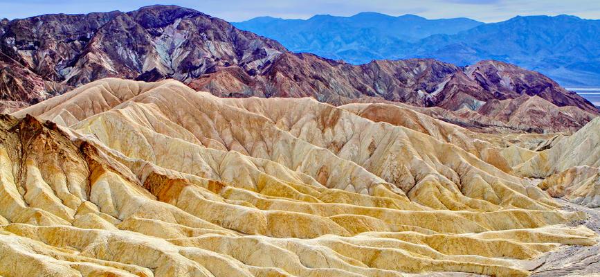 Долина Смерти 1